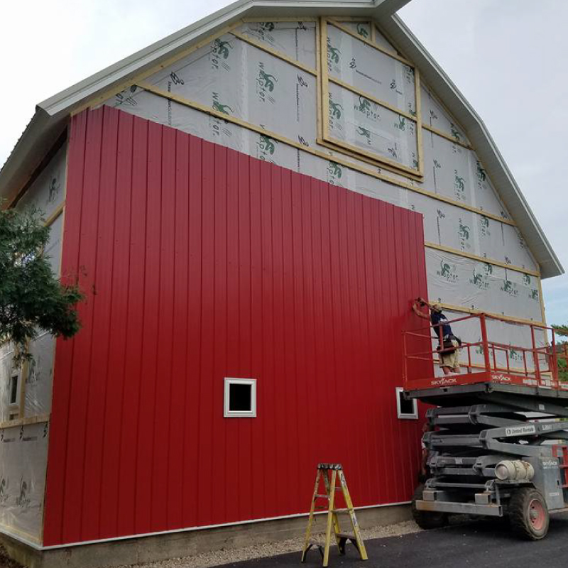 Roofing Siding Gutters Windows Residential Contractor